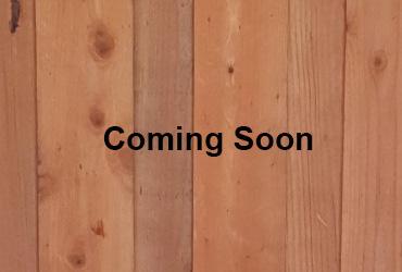 coming soon panel